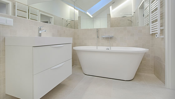 Bathroom Remodeling installed by Chamblee Home Improvement