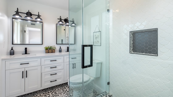 Kitchen installed by Chamblee Home Improvement
