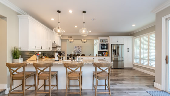 Kitchen Remodeling installed by Chamblee Home Improvement